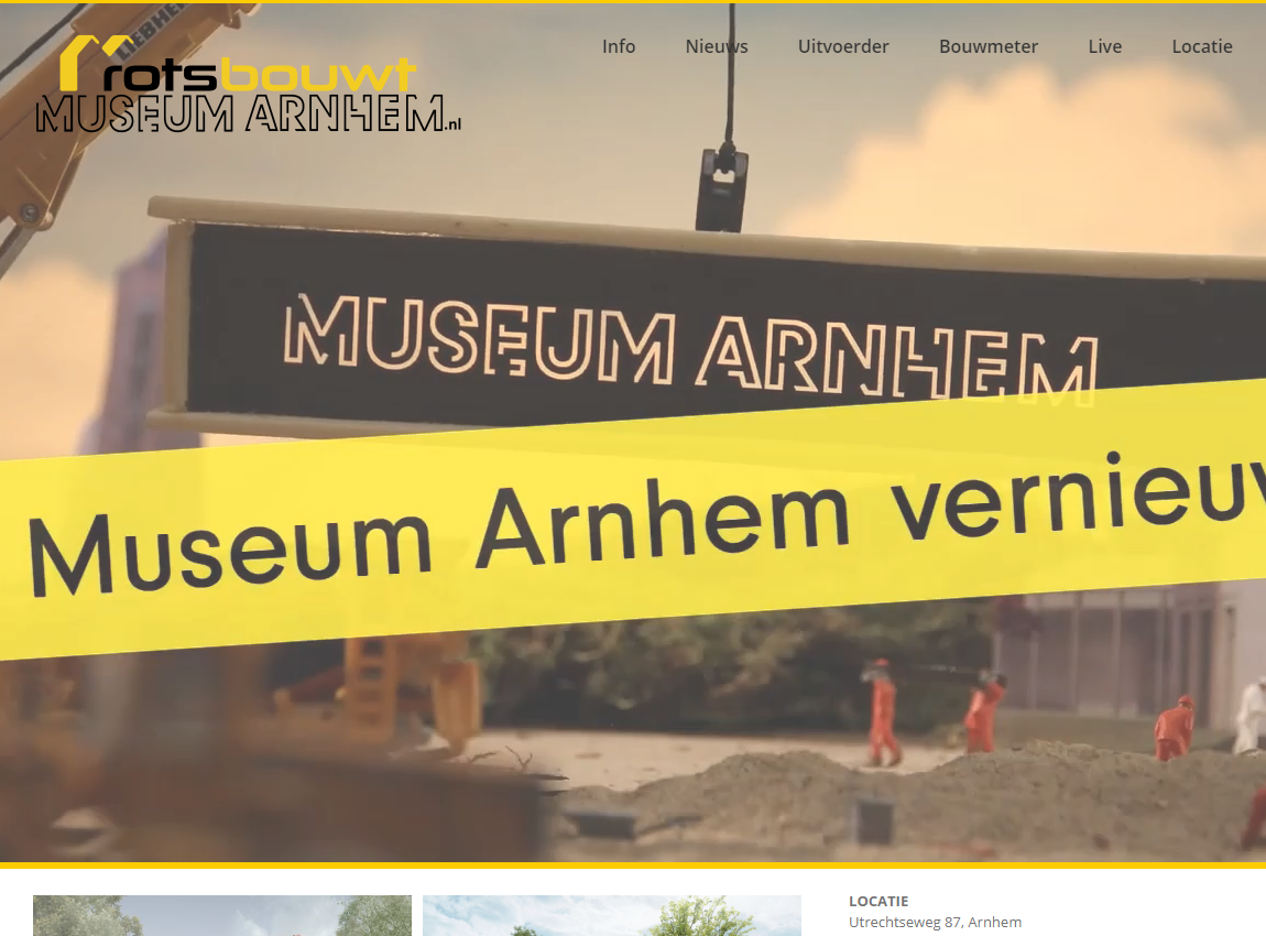 Rots Bouwt Museum Arnhem